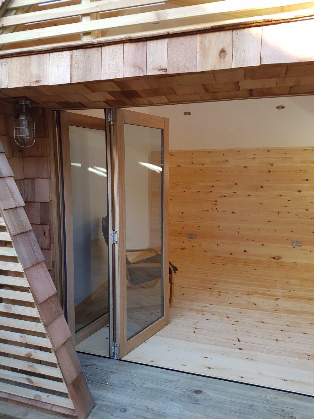 New Garden Office in Queen's Park 1