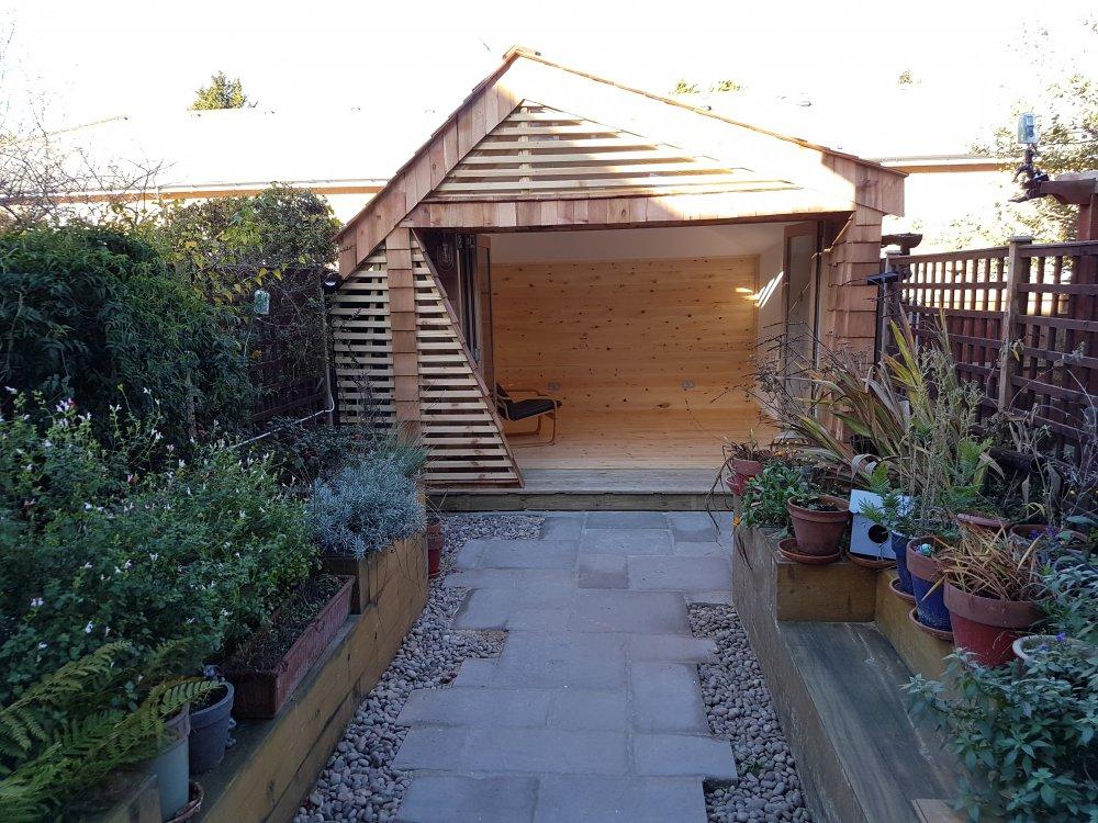 New Garden Office in Queen's Park 2