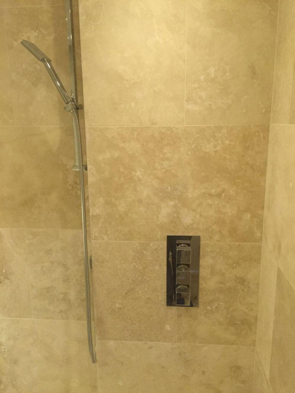 Wet Deck Walk-in Shower in Holland Park 3