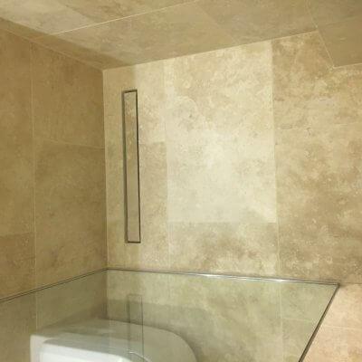 Wet Deck Walk-in Shower in Holland Park Thumbnail