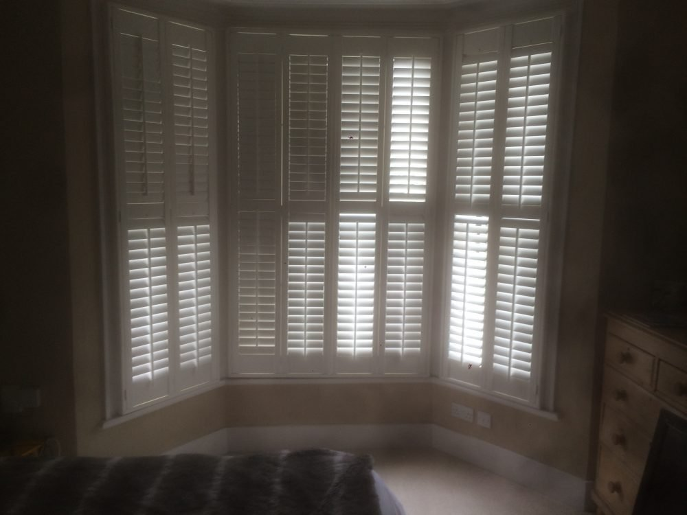 New Shutters Supplied and Installed in Kensington 1