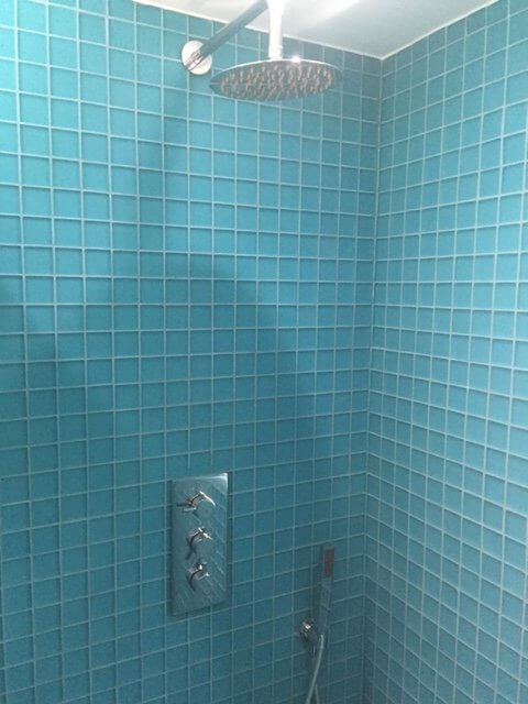 Shower Room, Basin and Toilet Installation in Greenwich 1