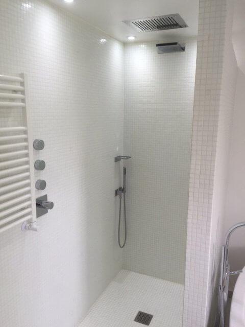 Shower Room and Bath Installation in Greenwich 1