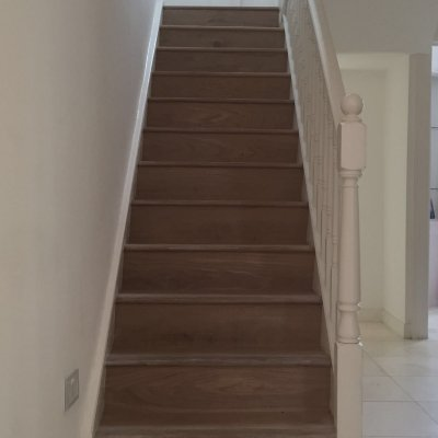 Hardwood Staircase in Greenwich Thumbnail