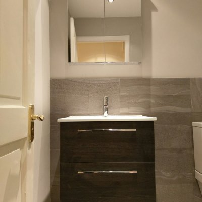 Full Bathroom Installation in Chelsea Thumbnail