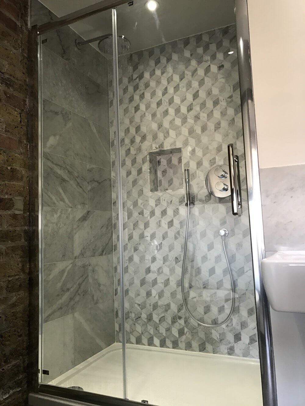 Shower Room Installation in East London 3