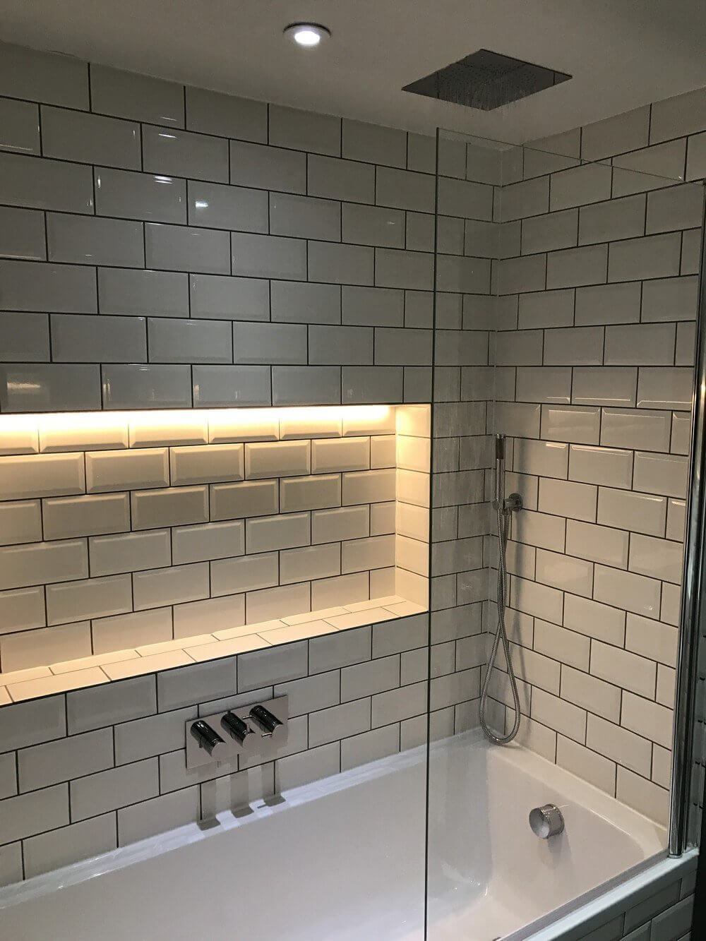 Bath and Shower Room Renovation in East London 3