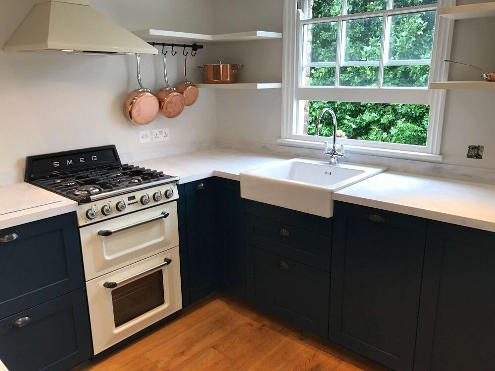 Ikea Kitchen Installation in Ladbroke Grove 1