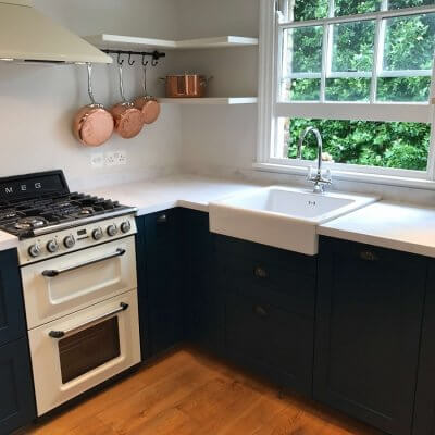 Ikea Kitchen Installation in Ladbroke Grove Thumbnail