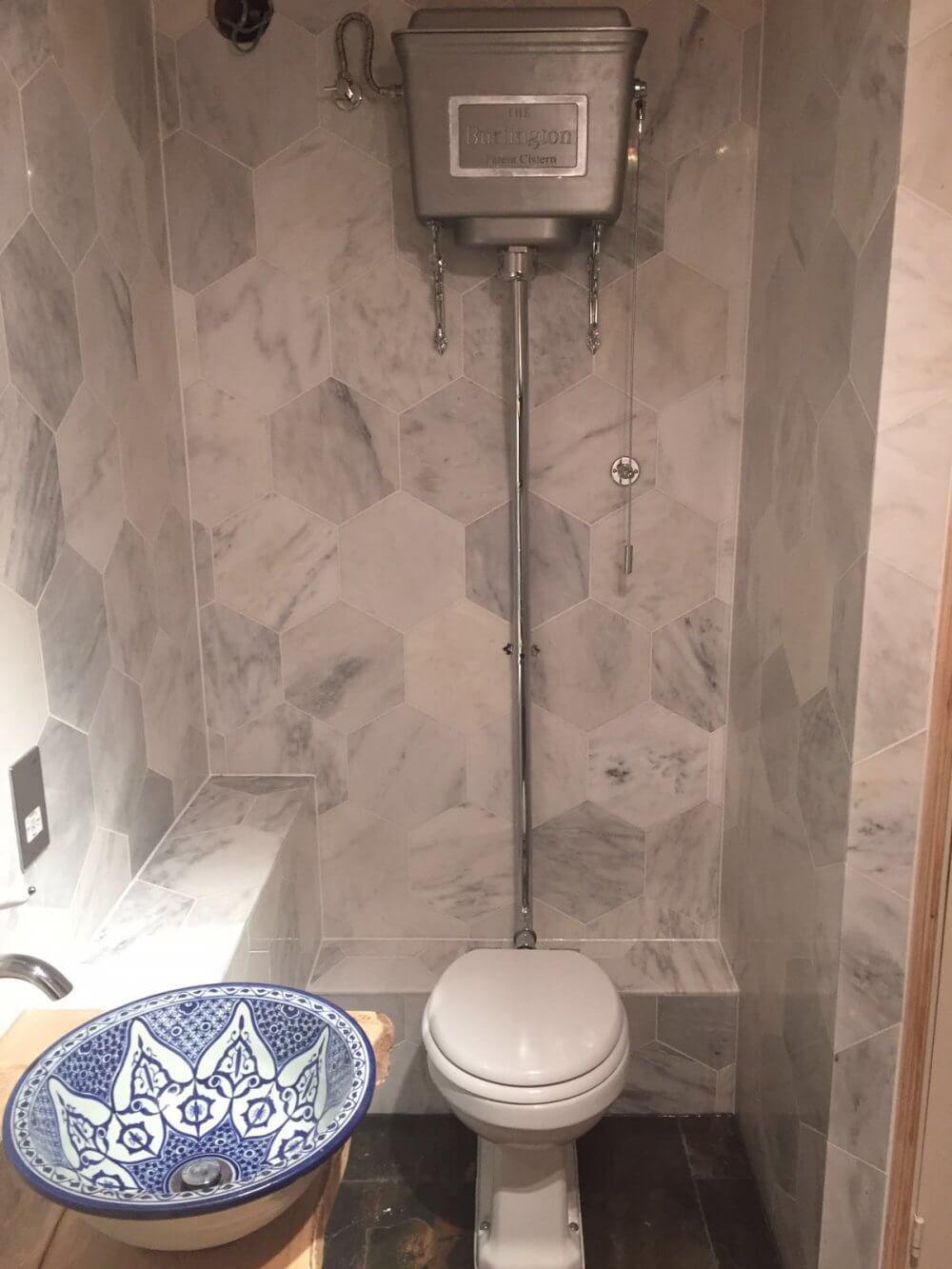Full Bathroom Renovation in East London 1