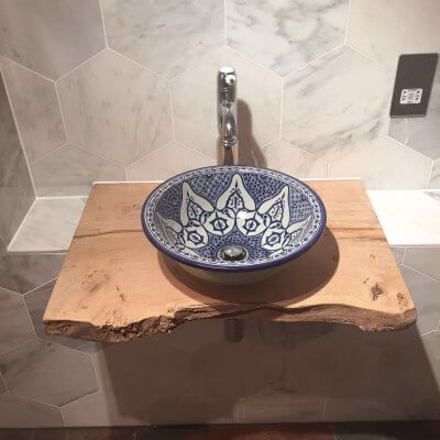 Full Bathroom Renovation in East London Thumbnail