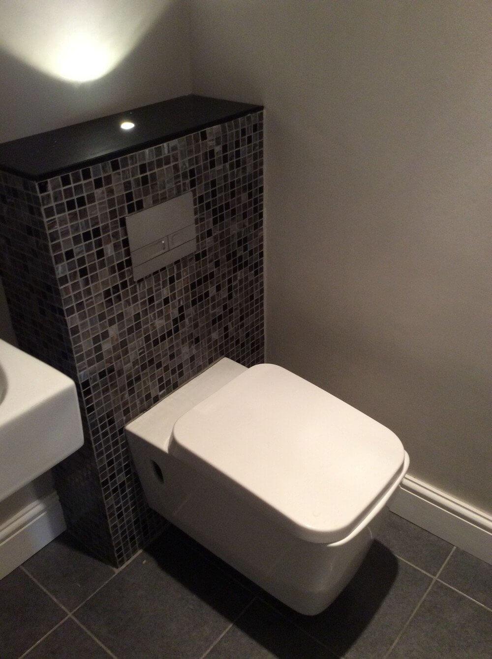 Gents Toilet Renovation in South Kensington 3