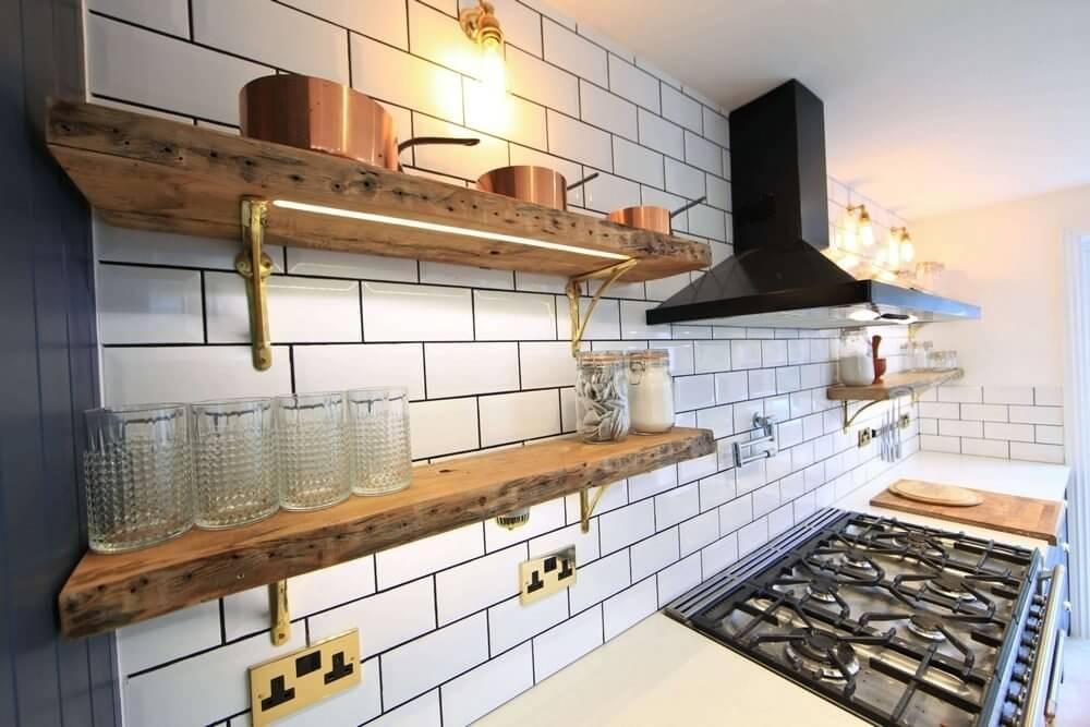 Handmade Kitchen in Holland Park 15