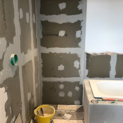 Wet Room and Bath Installation in South Kensington Thumbnail