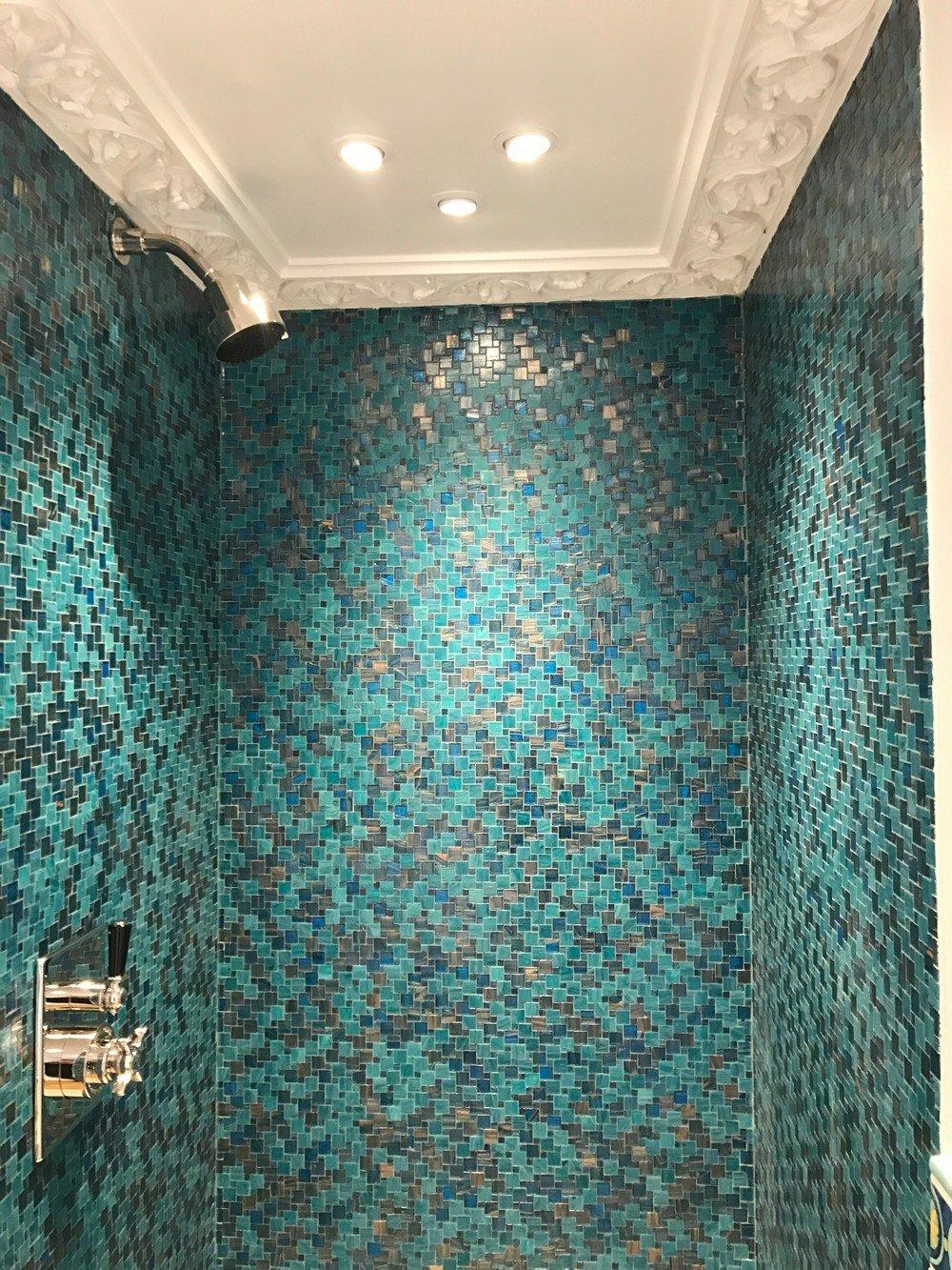 Shower Room Installation in Chelsea 2