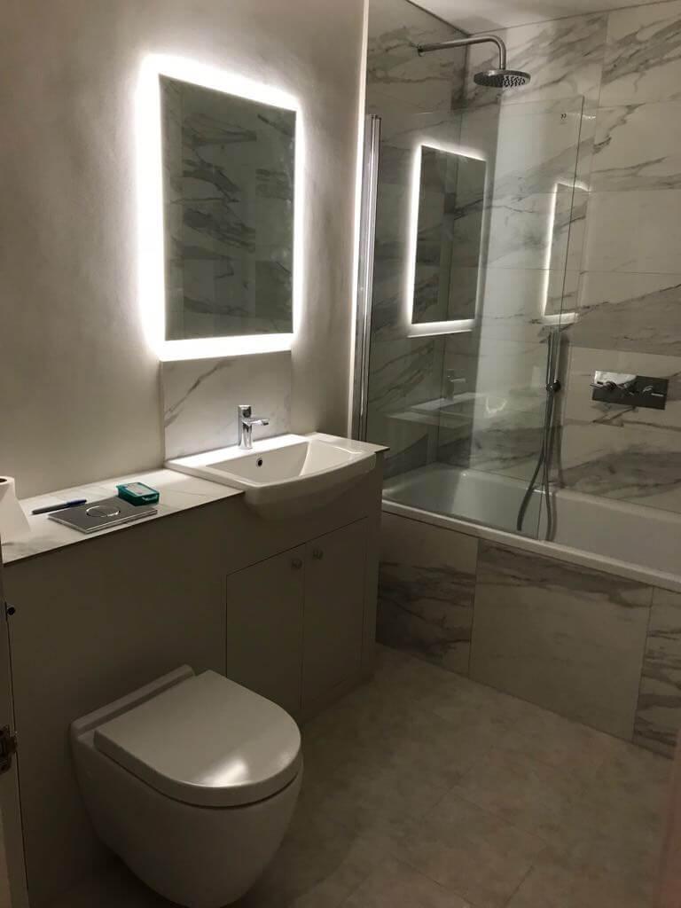 Full Bathroom Renovation in Notting Hill 1