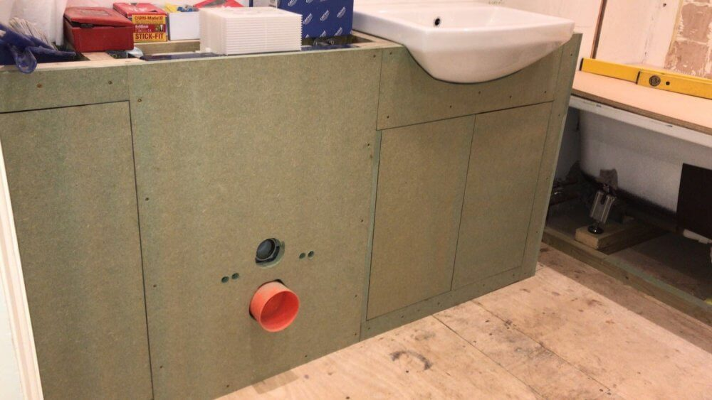 Full Bathroom Renovation in Notting Hill 2