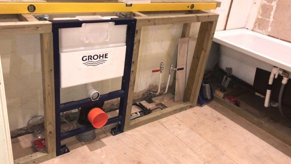 Full Bathroom Renovation in Notting Hill 3