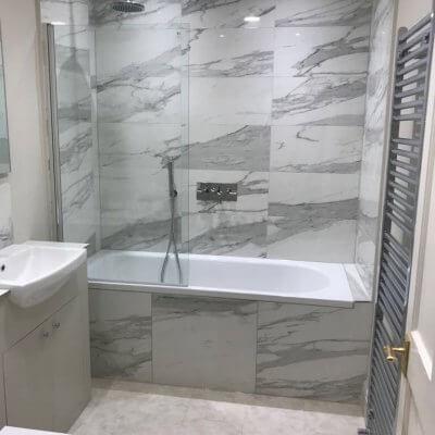 Full Bathroom Renovation in Notting Hill