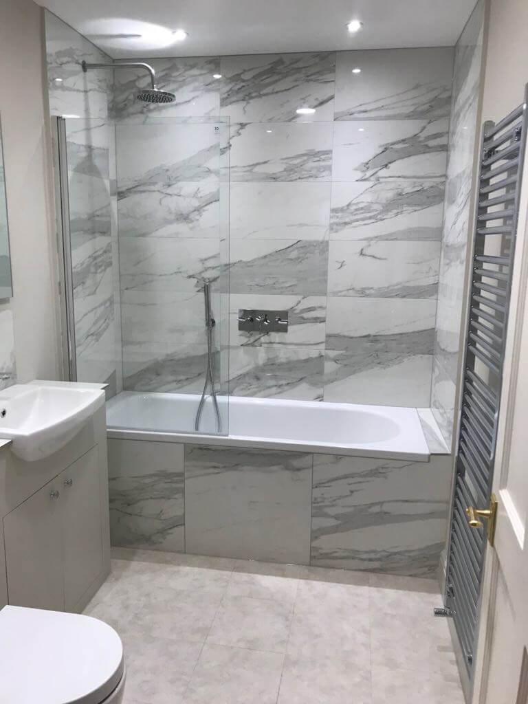 Full Bathroom Renovation in Notting Hill 4