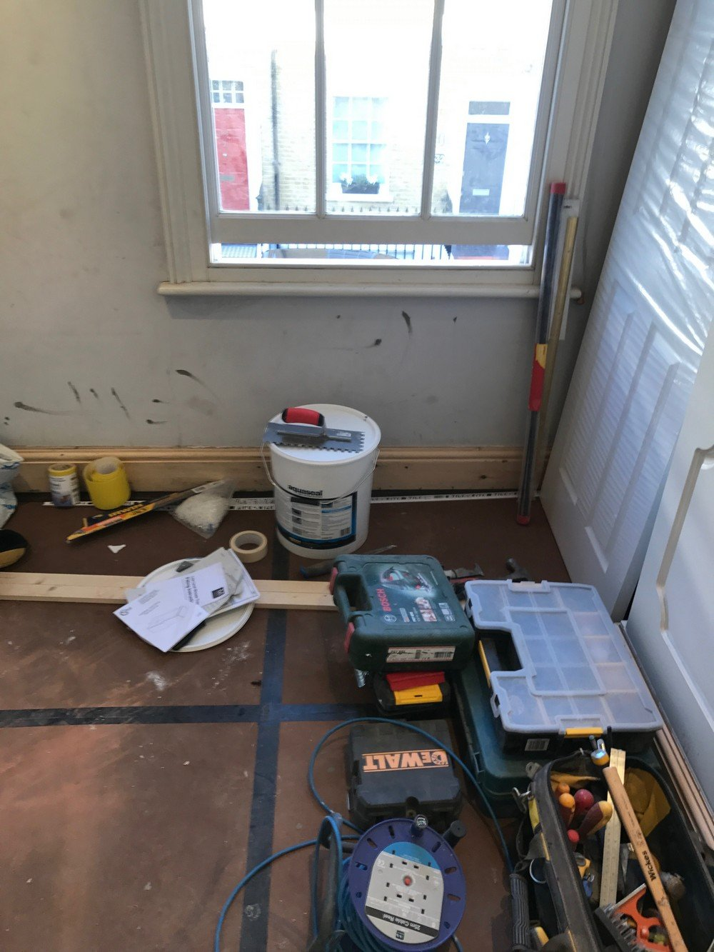 SW1V – Bathrooms, Kitchen, Flooring, Painting Decorating, Steels 14