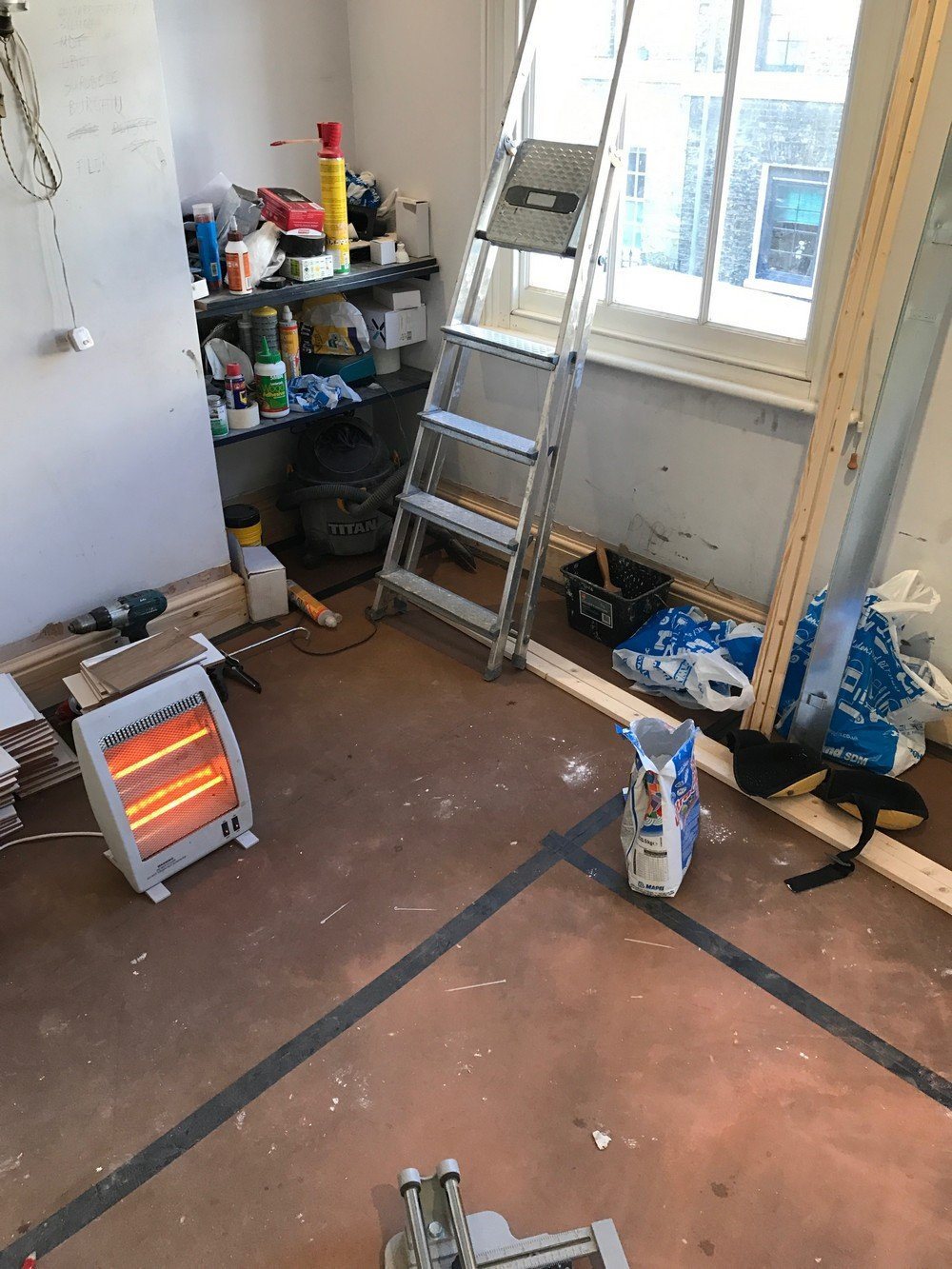 SW1V – Bathrooms, Kitchen, Flooring, Painting Decorating, Steels 15