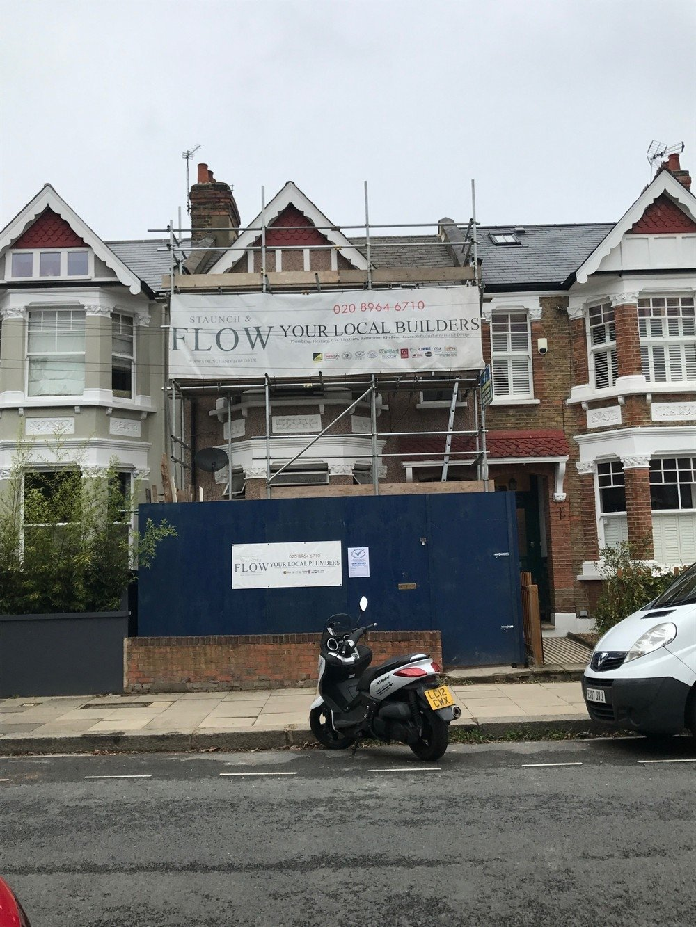 NW6 Gut and Rebuild 27