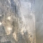 Marble Shower Room Installation in South West London 2 Thumbnail