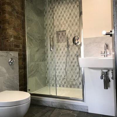 Shower Room Installation in East London