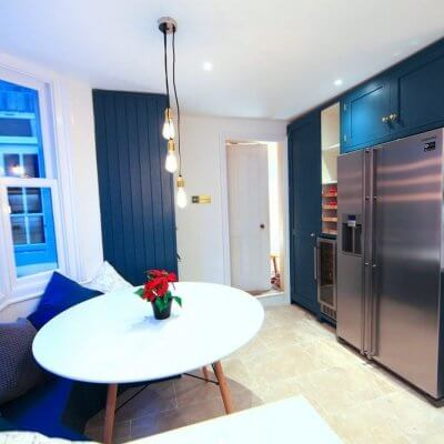 Handmade Kitchen in Holland Park Thumbnail