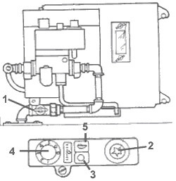 Gas MK2 Burner