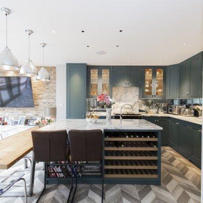 Handmade Kitchen in Chelsea Thumbnail
