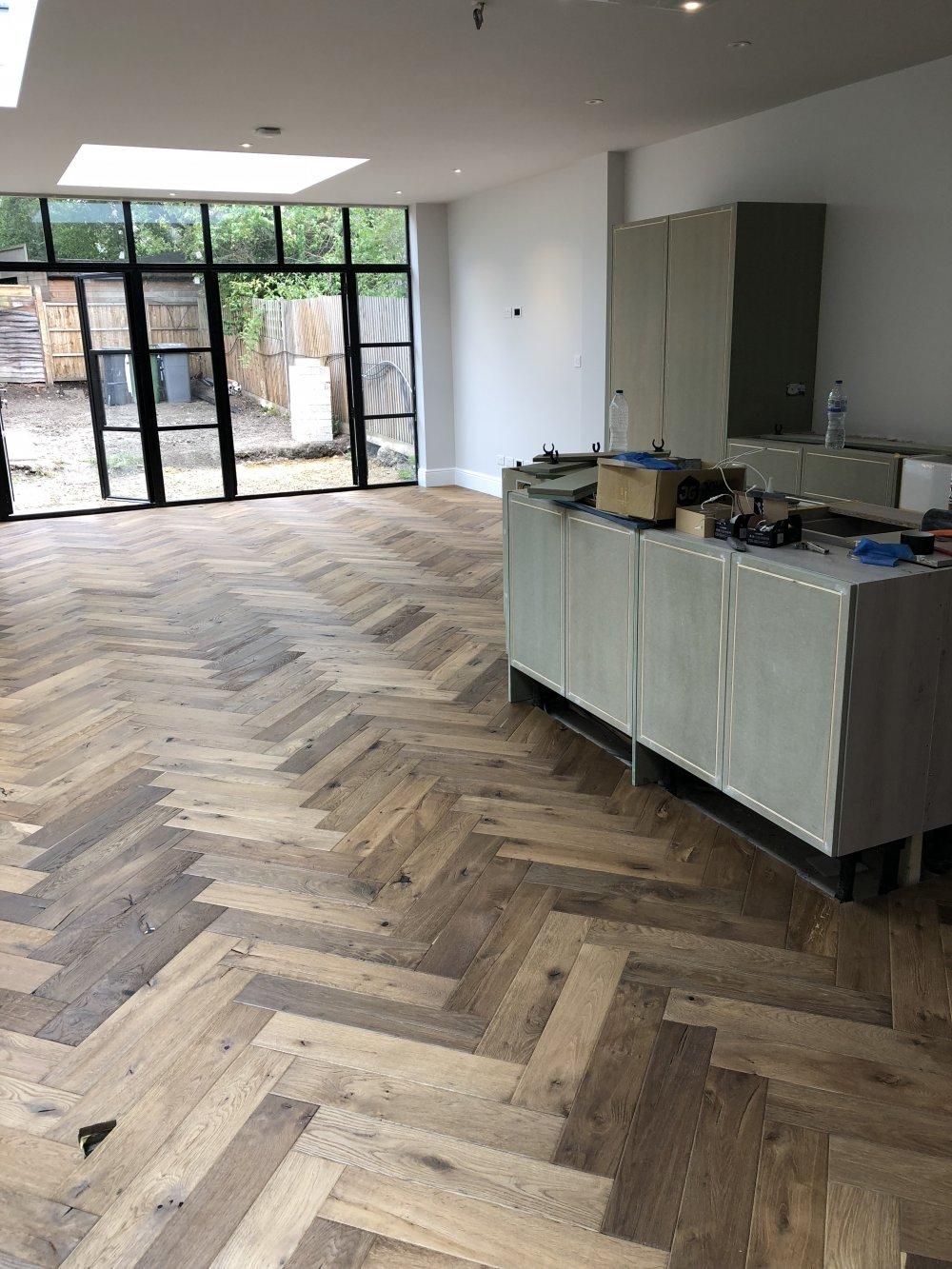 Wooden Flooring 1