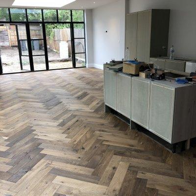 Wooden Flooring Thumbnail